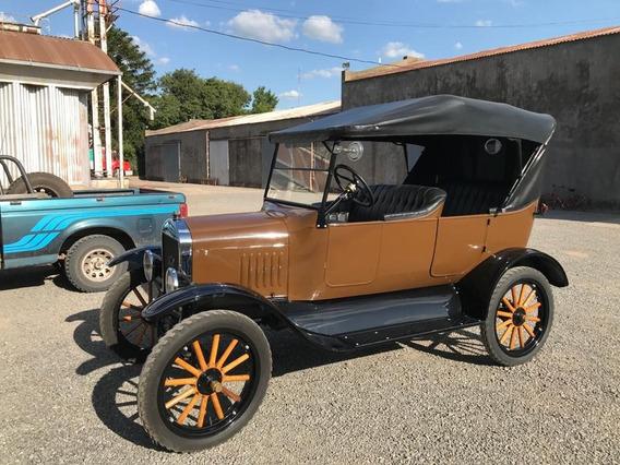 Ford T Año 1925 Restaurado Original