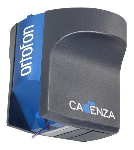 Imagen 1 de 2 de Capsula Bandeja Vinilo Ortofon Cadenza Blue Mc