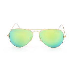 45327b33a Óculos De Sol Ray Ban Rb3025 Espelhado Tam 60 Mm Cristal - Óculos no ...
