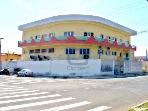 Prédio Comercial À Venda, Jardim Terras De Santo Antônio, Hortolândia. - Pr0008