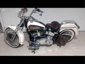 Harley Davidson Heritage Customizada 2014