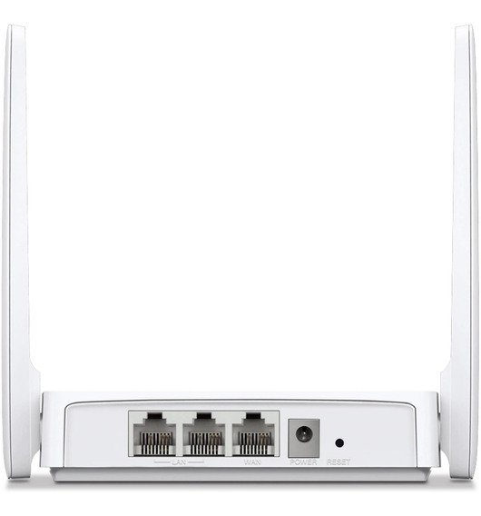 Router Inalambrico Mercusys Mw302r 300mbps 802.11n/g/b