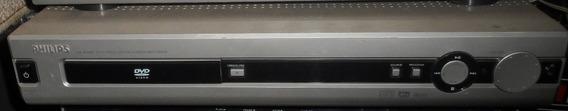 Receiver Philips Home C/dvd Sw-3.000d Sem Cxs E Acessorios.