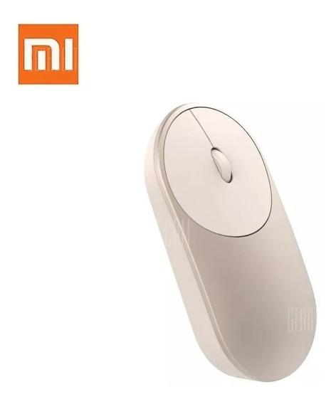 Promoção Mouse Sem Fio Xiaomi Mi Portable Wireless Bluetooth