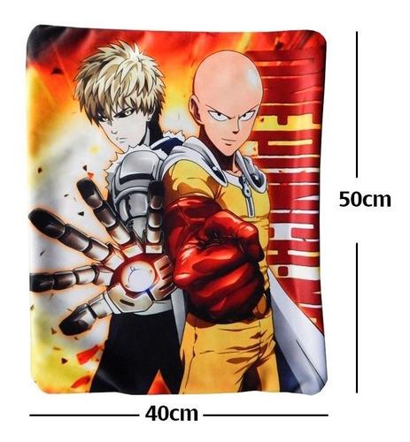One Punch Man Saitama Funda De Almohada De 40 X 50cm