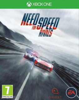 Need For Speed Rivals Xbox One Nuevo Original Fisico