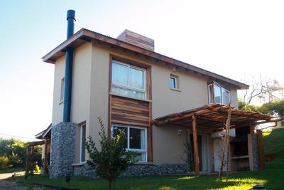 4 Casas / Cabañas Para 4-5-6 Y 7 Personas
