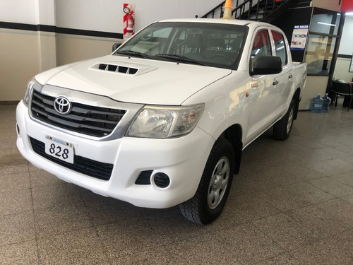 Toyota Hilux 2.5 Dx Full 2012 Financiamos
