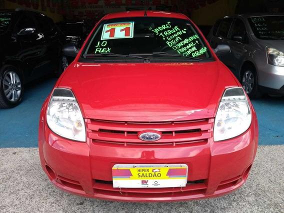 Ford Ka Flex Sem Entrada Ótimo Estado Lindo 2011
