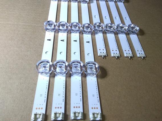 Kit Barra De Led Tv LG 47lb5500,47lb6200,47lb5800, Novo