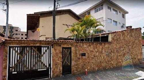 Imagem 1 de 12 de Sobrado De Condomínio Com 2 Dorms, Aviação, Praia Grande - R$ 200 Mil, Cod: 9831 - V9831