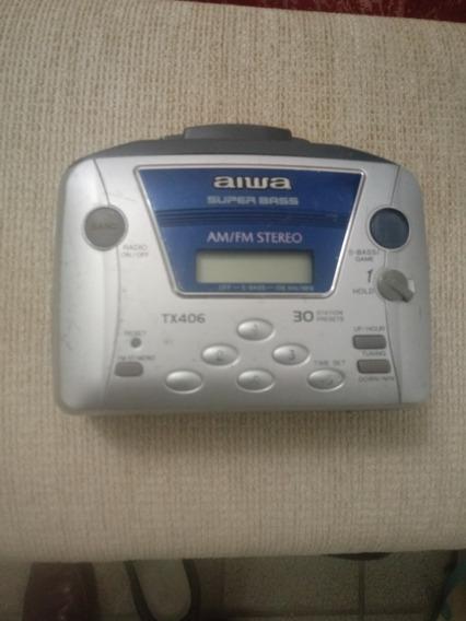 Walkman Aiwa Tx406