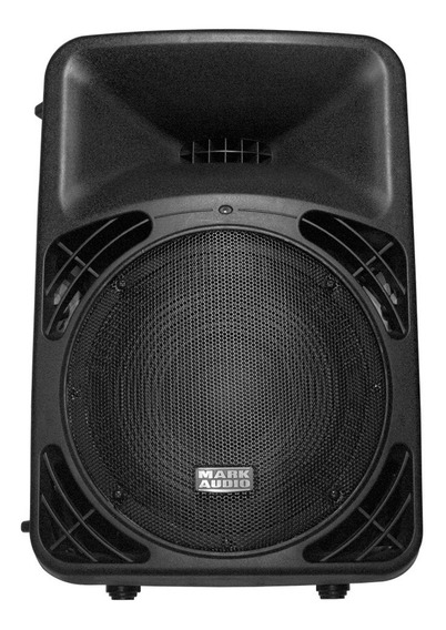 Caixa Ativa Amplificada 300wrms Mark Audio Mk1530a Bluetooth