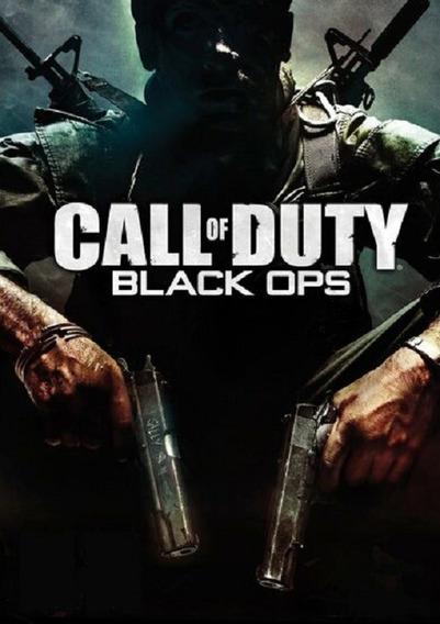 Call Of Duty Black Ops - Pc Mídia Digital + Brinde
