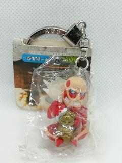 Llavero Titan Colosal Con Buda Japones