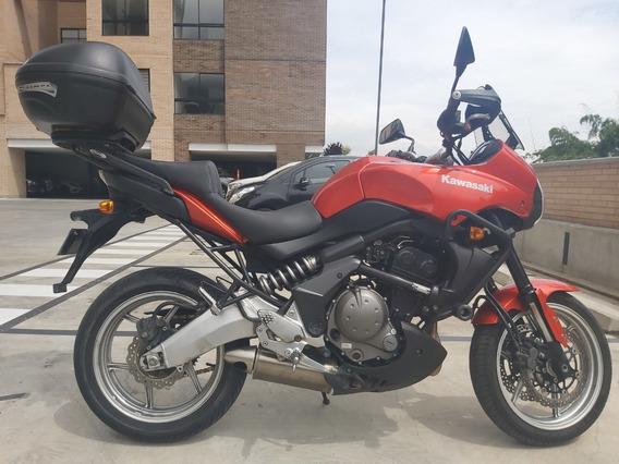 Kawasaki Versys 650 Modelo 2007 Muy Buen Estado Y Equipo
