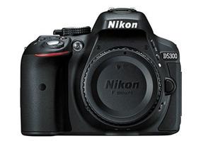 Camera Nikon D5300 + Lente Nikon 18-55
