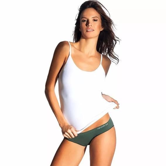 Camiseta Aretha 731, Bretel Fino- Ropa Interior De Mujer
