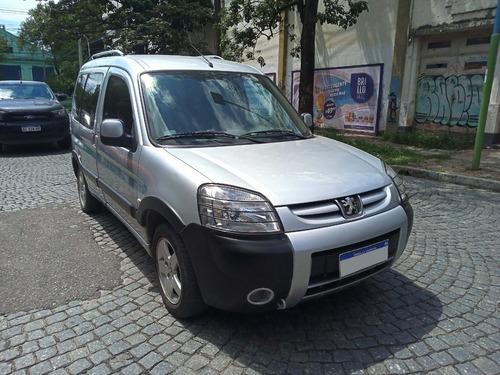 Peugeot Partner Patagonica 1.6 Vtc Plus