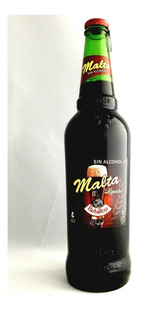 Pack X 6 Malta Barba Roja 625 Ml