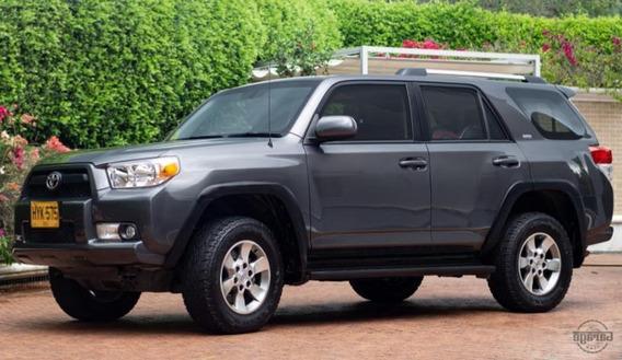 Toyota 4runner Sr5 Blindada Iii 2014