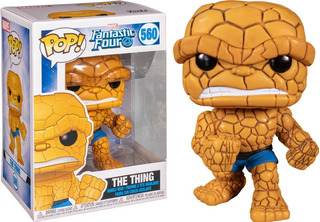Funko Pop! Marvel #560 Fantastic 4 The Thing Nortoys
