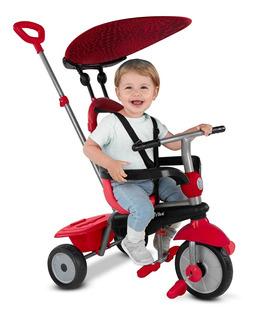Triciclo Infantil Smar Trike Zoom 4 En 1 Desde 15 A 36 Meses