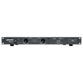 Amplificador De Potência W Power 750 Ab - Ciclotron