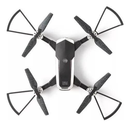 Drone Eagle Com Câmera Hd Fpv Alcance 80 Metros Multilaser