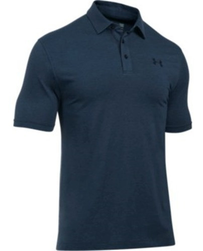 Under Armour Playera Polo Algodón Charged Tactical 2019