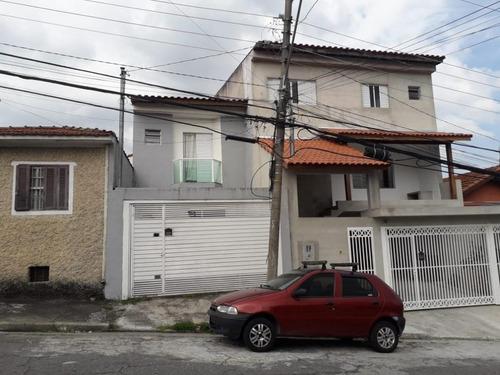 Sobrado Com 2 Dormitórios À Venda, 65 M² Por R$ 370.000 - Jardim Nordeste - São Paulo/sp - So2359