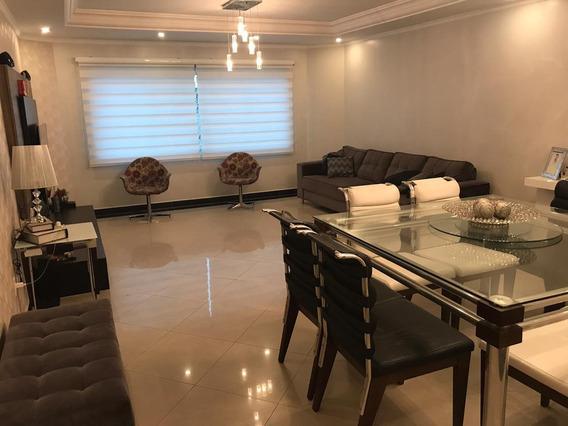 Sobrado Com 3 Dormitórios À Venda, 200 M² Por R$ 880.000 - Vila Assunção - Santo André/sp - So0001