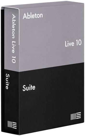Ableton 10 - Ableton Live Suite 10.1 Win 64b - Receba Hoje