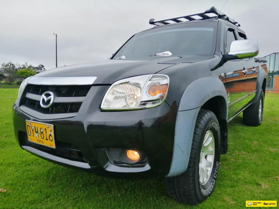 Mazda Bt-50 Mt 2.5 4x4 Diesel