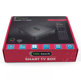 Tv Box Convertidor Tv En Smart Android 7.0 Hbltech