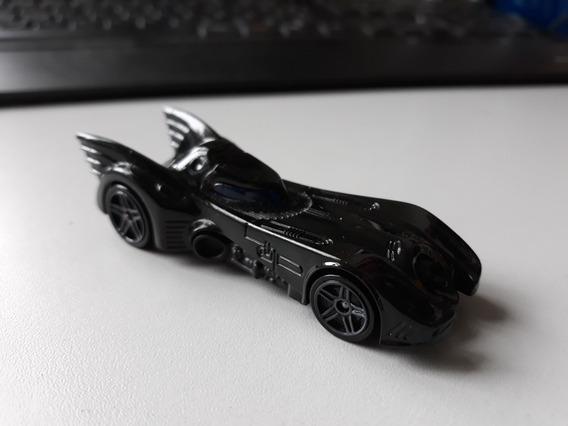 Miniatura Hot Wheels Batmobile Batmóvel 1/64 Loose