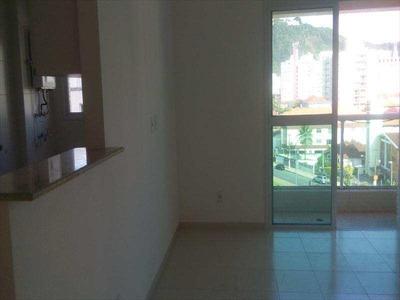 Apartamento Com 1 Dorm, Pompéia, Santos, 52,85m² - Codigo: 9367 - A9367