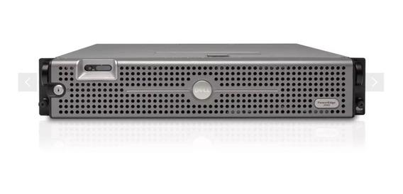 Servidor Dell 2950 - 2 Xeon Quad Core + 32 Giga Hd 1,5 Tera