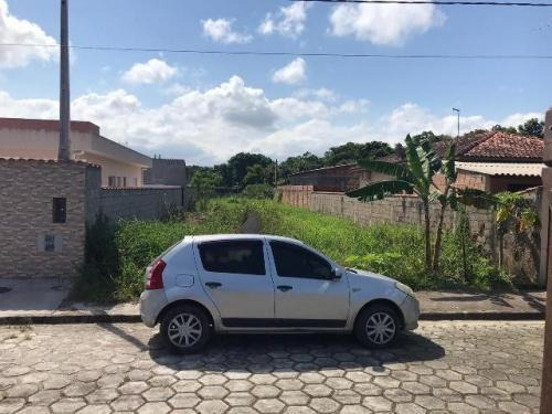 Terreno No Bairro Nossa Senhora Do Sion - Itanhaém/sp - 6636