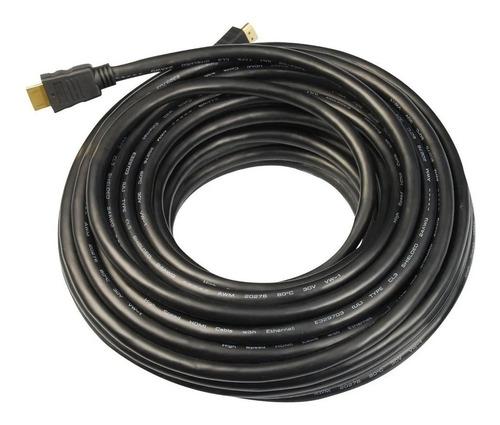 Cable Netmak Hdmi A Hdmi 20mts V1.4 Nm-c47-20 M/m