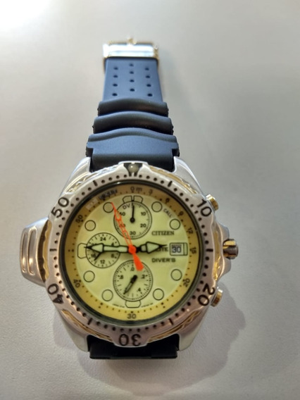Relógio Citizen Aqualand 3740 Natulite