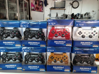Control De Playstation 3 Ps3