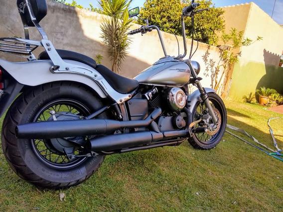 Yamaha Dragstar Xvs 650cc
