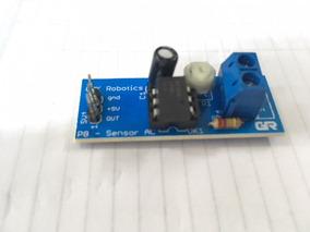 P8 Sensor Detector De Tensão Ac 127v/220v Automação Arduino