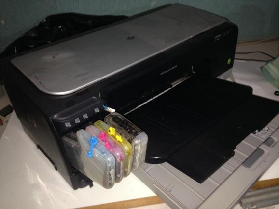 Impressora K8600 + Bulk E Adaptador Para Impressão Em Cd/dvd
