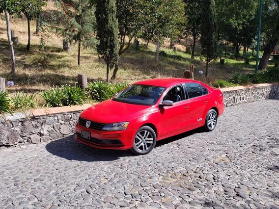 Volkswagen Jetta 2016 Live Como Nuevo! Precio Negociable