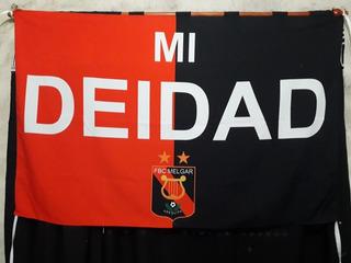 Banderas Personalizadas Fbc Melgar Fútbol Perú 140x90cm