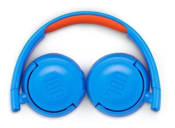 Fone Bluetooth Jbl Jr300bt Kids Azul