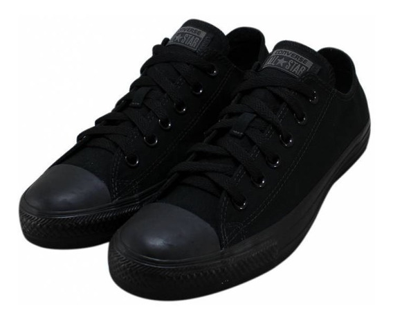 Tênis Converse All Star Monochrome Preto Original