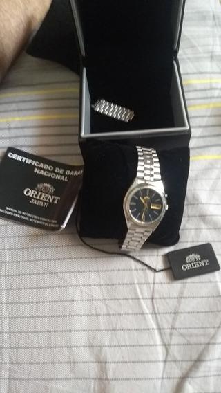 Relógio Orient Crystal Jewels 3 Estrelas